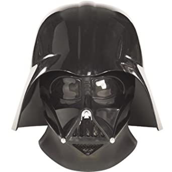 Star Wars Super Deluxe Darth Vader Mask And Helmet