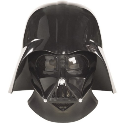 Adult Deluxe Darth Vader Costumes (Star Wars: Super Deluxe Darth Vader Mask and Helmet)