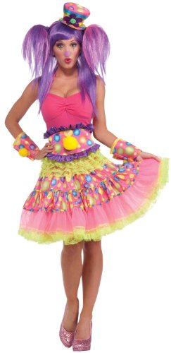 Cute Corset Costumes (Forum Novelties Women's Circus Sweetie Corset Belt, Multi, One Size)