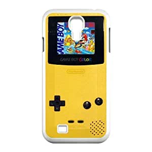Samsung Galaxy S4 9500 White phone case Game boy Super Mario Best Xmas Gift for Boy QWS4416889