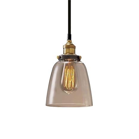 TXDZ Lámparas de techo Lámparas colgantes de hierro ...