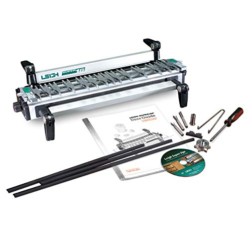 Leigh Super 18' Dovetail Jig with Accessory Kit