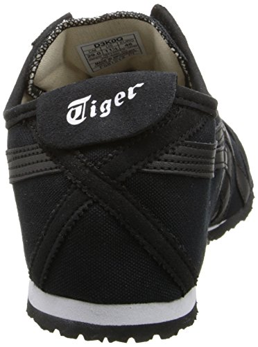 Onitsuka Tiger Mexico 66 Slip-On Classic Running Sneaker Black/black OO621