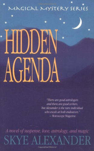 book cover of Hidden Agenda