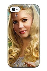 Brandy K. Fountain's Shop 1915017K41816524 Defender Case For Iphone 4/4s, Oz The Great And Powerful Michelle Williams Pattern