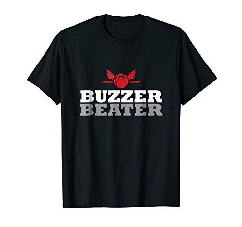 Buzzer Beater Athlete Basketball Coach Fan Shirt