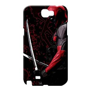 samsung note 2 Abstact Bumper style mobile phone carrying covers deadpool sword