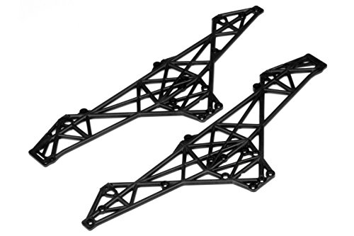 Main Chassis Set (Black) Wheely King (Wheely King Chassis)