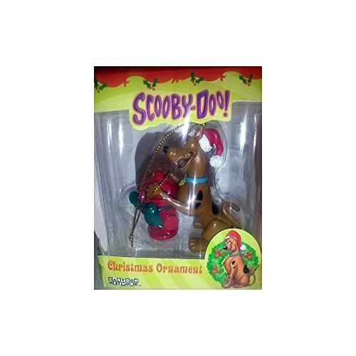 (Scooby-Doo Christmas Ornament Cartoon Network Trevco Fire Hydrant)