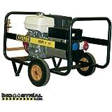 Ayerbe - Generador movil ay8000htx sin cuadro honda gasolina manual