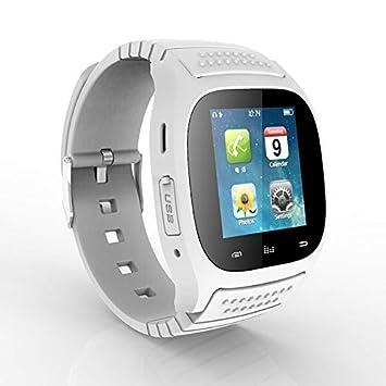 DDGOU M26 Smart Watch Dispositivos portátiles SMS Reloj ...