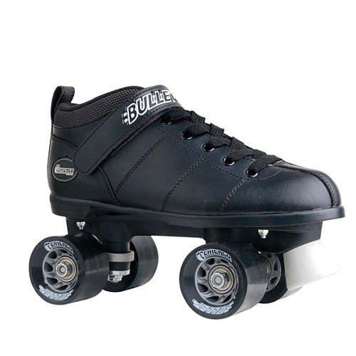 Bullet Speed Skates - Boy's Size 6 (Speed Skates Bullet)