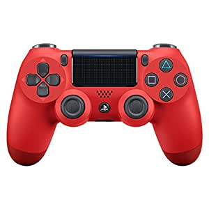DualShock 4 Wireless Controller for PlayStation 4 - Magma Red - Standard Edition