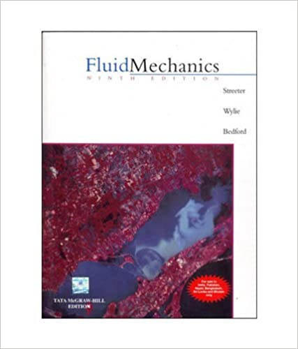 Book Fluid Mechanics, 9E by Streeter (2010-02-09)