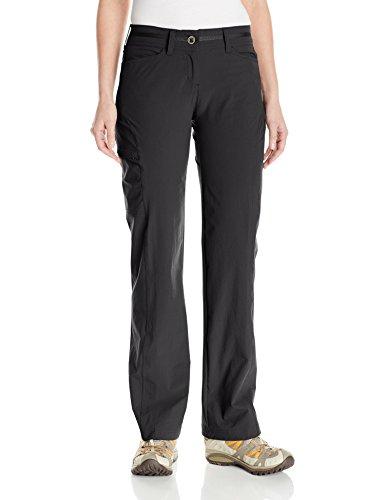 ExOfficio Women's Kukura Pants, Black, 8 by ExOfficio (Image #1)