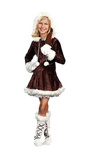 [Kids-Costume Eskimo Cutie Pie Child Sm Halloween Costume - Child Small] (Kid Eskimo Costume)