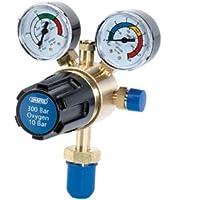 Draper 35010 300 Bar Oxygen Regulator