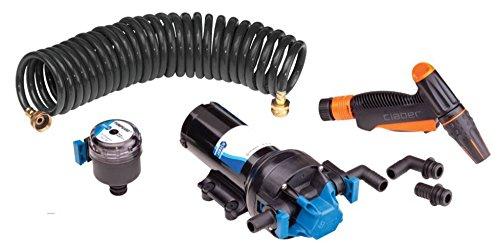 JABSCO Jabsco HotShot Series Automatic Washdown Pump w/25' H