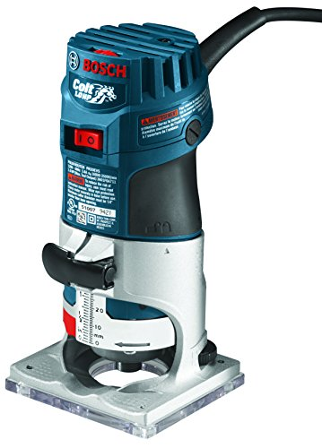 Sale!! Bosch Colt 1-Horsepower 5.6 Amp Electronic Variable-Speed Palm Router PR20EVS