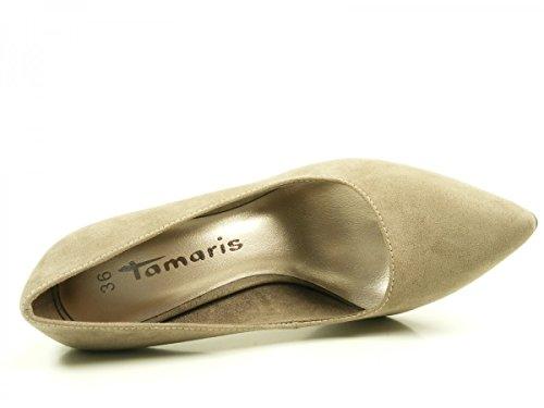 Tamaris 22457, Zapatos de Tacón para Mujer Marrón (Pepper)