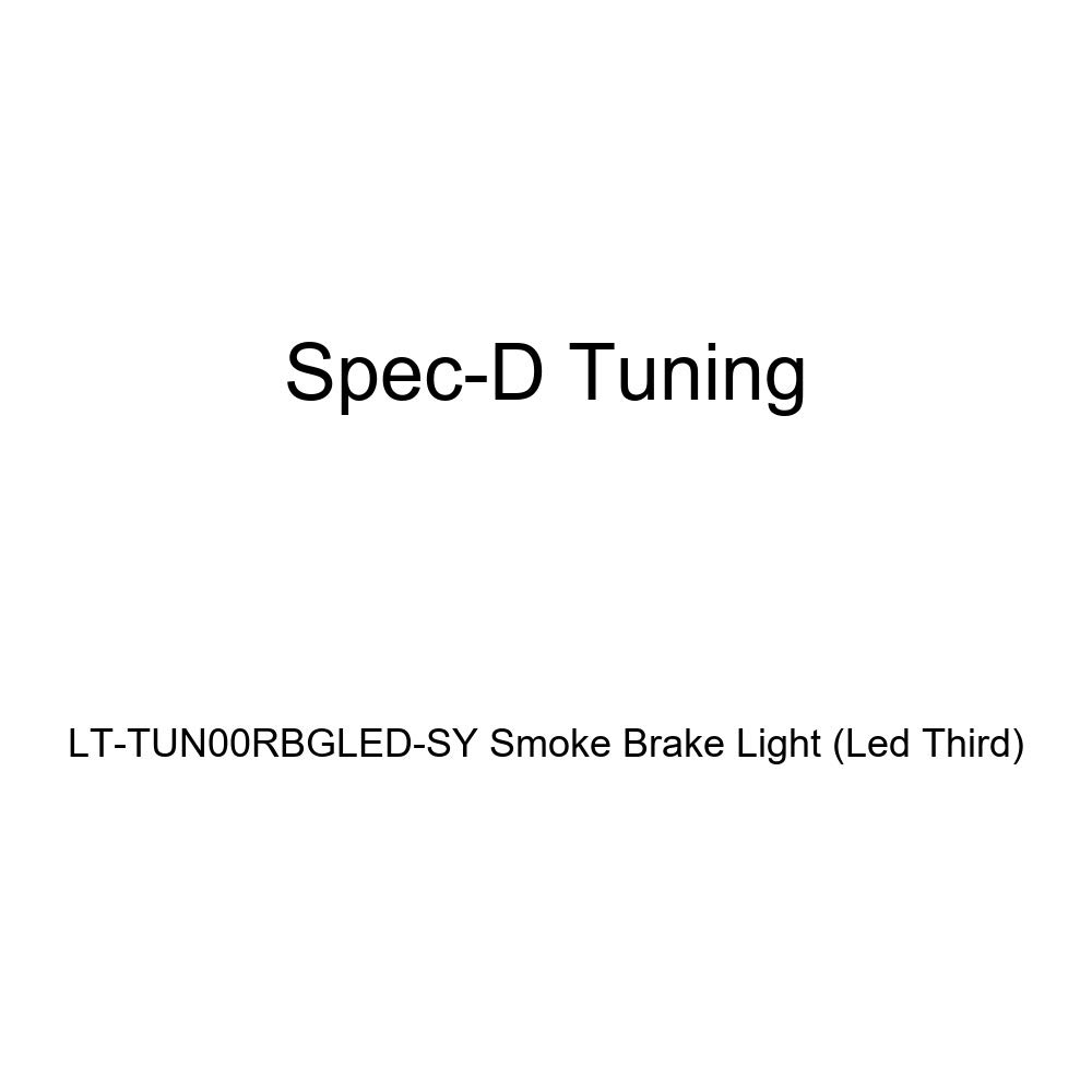 Spec-D Tuning LT-TUN00RBGLED-SY Smoke Brake Light Led Third