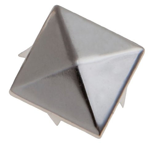 OOOUSE Spikes Silver Pyramid Leathercraft product image