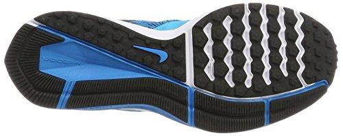 Zapatillas Running Hombre black Orbit Air Fury 4 Azul de Blue para White Winflo Zoom blue NIKE 8YIRqnBYA