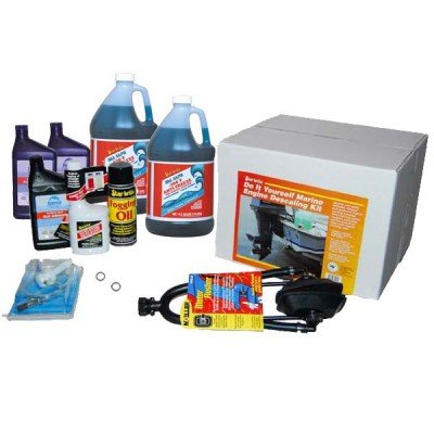 AMRW-K200 * -200 Complete Sterndrive Winterization Kit (Shipping Restrictions: Ground Only To Contiguous 48 States) by Star Brite