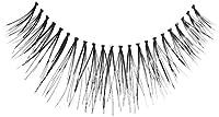 Sassi 801-747M 100% Human Hair Eyelashes, Black, 1.6 Ounce