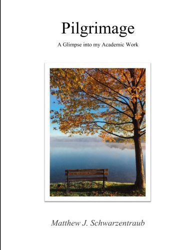 Download Pilgrimage: A Glimpse into my Academic Work pdf
