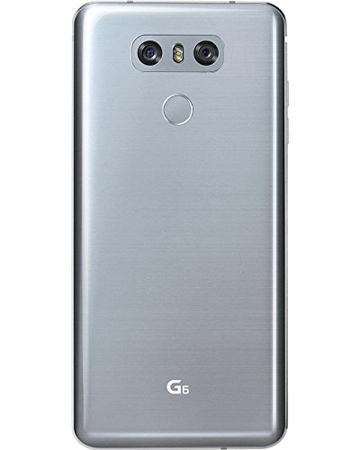LG G6 H870DS 64GB Ice Platinum, 5.7