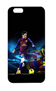 Football Club Team Logo Iphone 6 6s 4.7 Inch Carcasa Cases, Plastic Lionel Messi Football Player FC Barcelona Back Case For Iphone 6