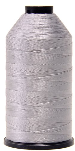 Metal Polyester Thread (Superior Threads - Solar Guard #207 Bonded Polyester - #011 Metal Gray)