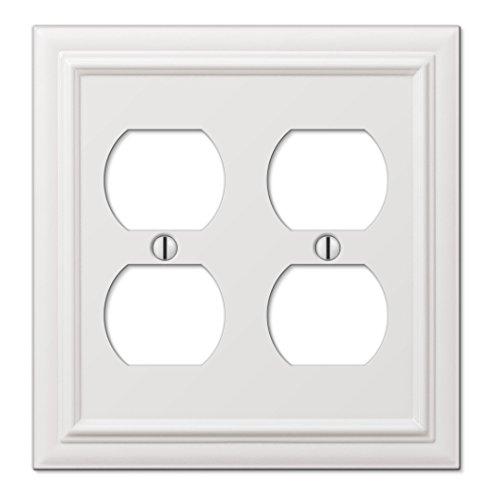 (Amerelle 94DDW Continental White Cast 2 Duplex)