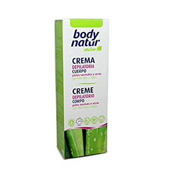 BODY NATUR CR DEP ALOE 100ML TUBO