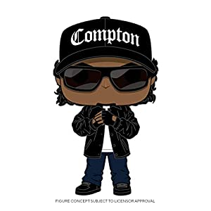 Funko Pop! Rocks: Eazy - E 9