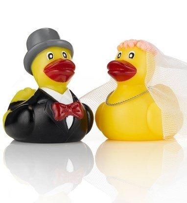 Alandra Party Mr and Mrs Duck Gift Box Set Alandra Products Ltd. DUCKS-001