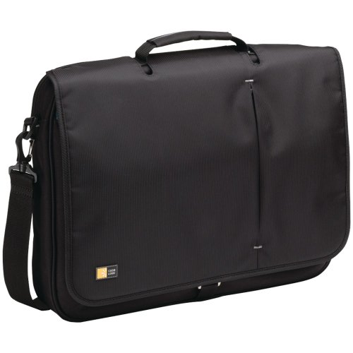 Case Logic VNM-217 17-Inch Laptop Messenger Bag (Black), Best Gadgets