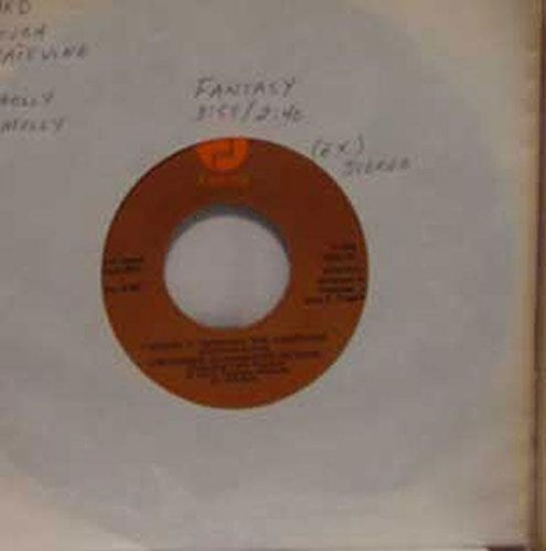 CREEDENCE CLEARWATER REVIVAL I HEARD IT THROUGH THE GRAPEVINE / GOOD GOLLY MISS MOLLY 45 rpm single ()