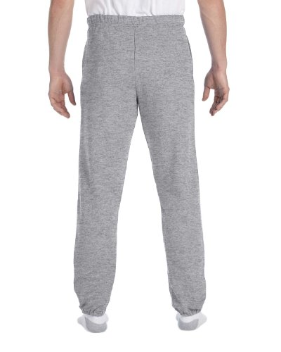 Jerzees Men's Super Sweatpants with Pocket (Oxford./X-Large) -