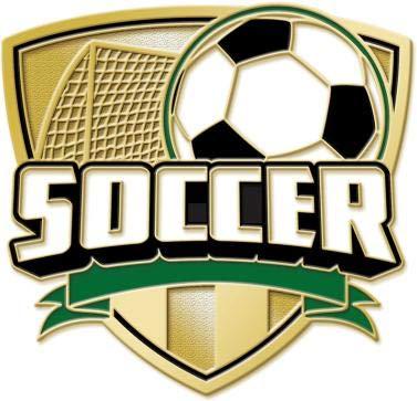 (Crown Awards Soccer Pin - 1