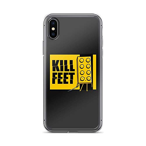 Compatible for iPhone X/XS Kill Feet Funny Legos