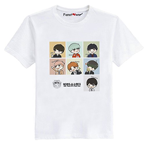 Which is the best bts t shirt for girls?