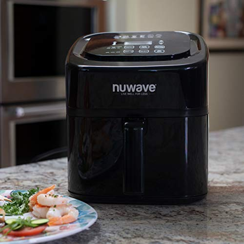 nuwave oven pizza pan - 9