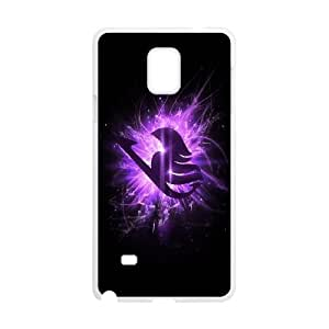 Fairy Tail Samsung Galaxy Note 4 Cell Phone Case White WON6189218036965