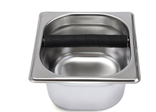SMKF Stainless Steel Espresso Knock Box