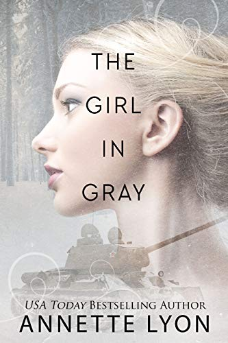 The Girl in Gray by [Lyon, Annette]