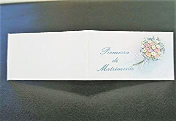 Bigliettini Bomboniere Promessa Di Matrimonio.80 Bigliettini Bomboniera Promessa Di Matrimonio Stampa
