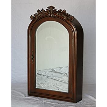 Exceptionnel Antique Style Bathroom Medicine Cabinet Model 2221 CH
