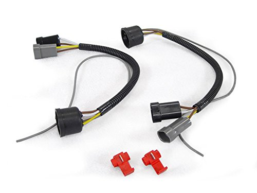 Plug and Play Wire Adapter for BMW E36 3 Series ZKW / DEPO Euro Headlights (96 Bmw Headlights)